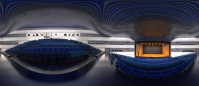 SCB Badajoz Palacio Congresos Interior
