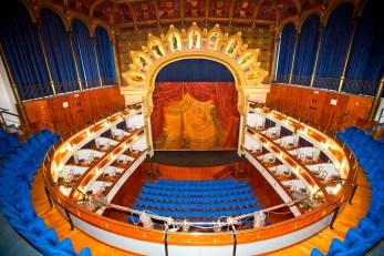 SCB Spain Convention Bureau - Castellón -CS - Teatro principal (interior)