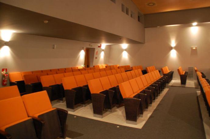 SCB Spain Convention Bureau. Cartagena. Aula-de-Cultura
