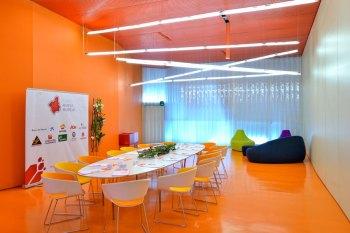 SCB Spain Convention Bureau. Cartagena. Sala-Multiusos-Batel