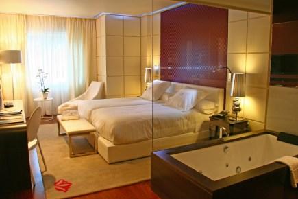 SCB Spain Convention Bureau. Vigo. Demi Loft Suite