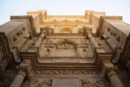 Catedral. Fachada del Perdón.