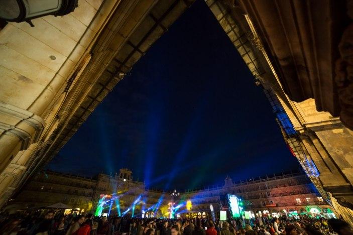 Festival de la Luz 3 Salamanca CULTURA