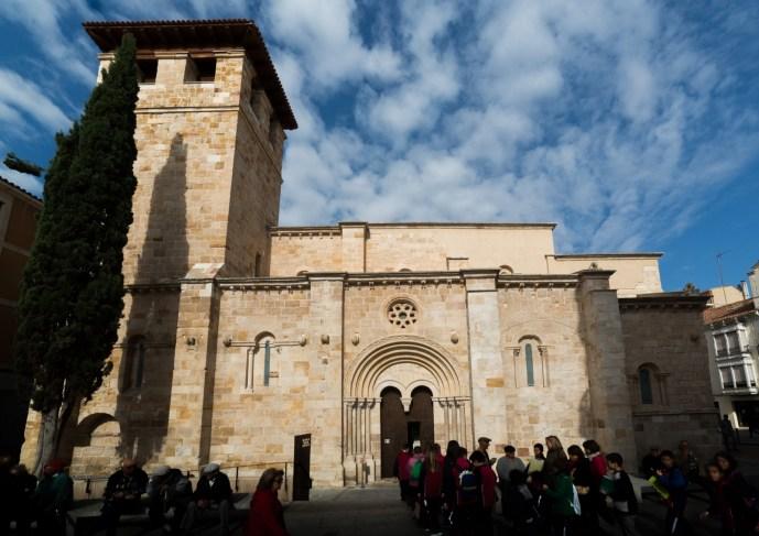 Iglesia Santiago el Burgo, Zamora
