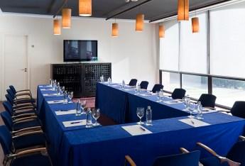 SCB Spain Convention Bureau. Huelva. Islantilla Golf Resort-Salon La Pinta