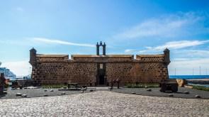 SCB Spain Convention Bureau. Lanzarote. Castillo de San Jose
