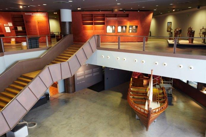 SCB Spain Convention Bureau. Bilbao. Museo Marítimo