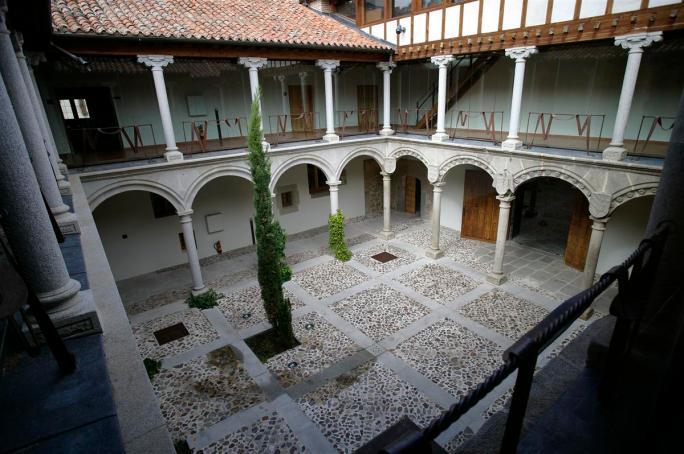 SCB Spain Convention Bureau. PALACIO DE LOS VERDUGO