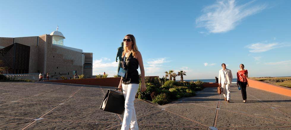 Palacio de Congresos de Canarias