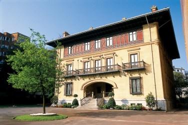 Palacio de Ibaigane