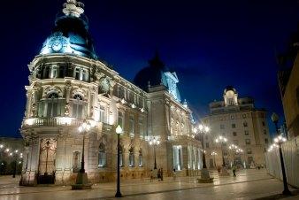 PalacioConsistorial Nocturna