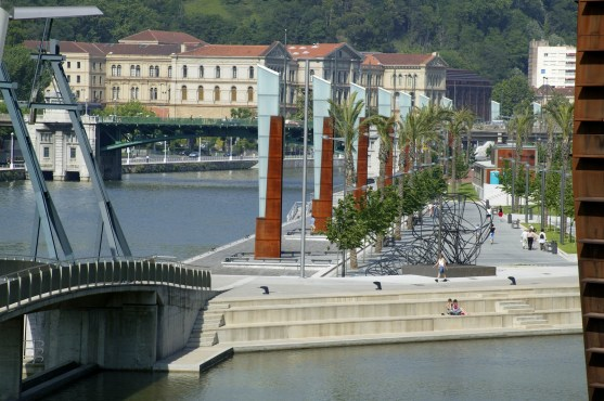 SCB Spain Convention Bureau. Bilbao. Paseo Abandoibarra