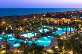 SCB Spain Convention Bureau. Huelva. Puerto Antilla Grand Hotel 4*