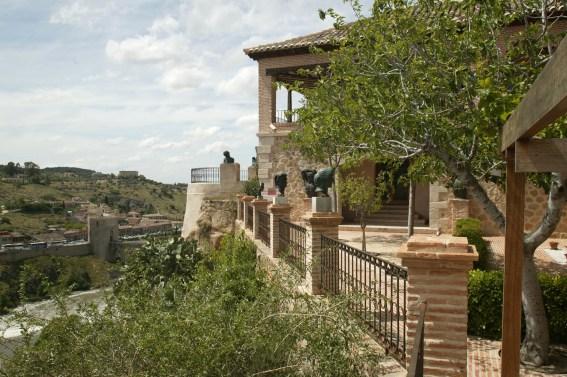 Real Fundación Toledo (Jardín)