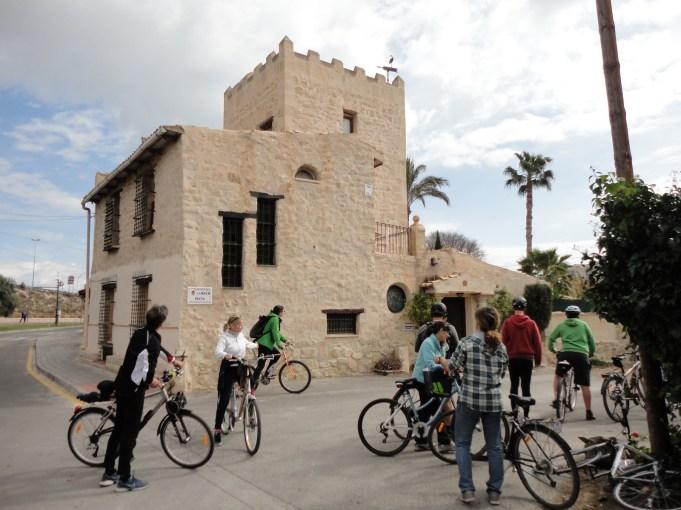 Ruta_Bici_Torres_Huerta.Alicante