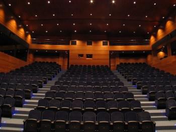Sede Afundaci¢n Vigo_Auditorio