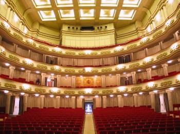 SCB Spain Convention Bureau. Vigo. Teatro G.Barbon
