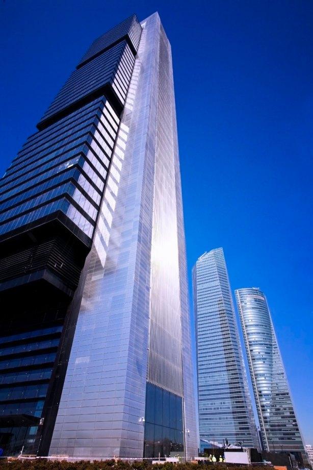 SCB Spain Convention Bureau. Madrid. Cuatro Torres Business Area