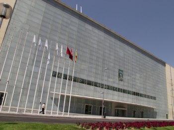 SCB Spain Convention Bureau. Madrid. Palacio Municipal de Congresos
