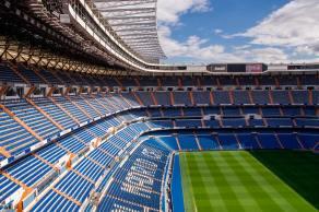 SCB Spain Convention Bureau. Madrid.Estadio Santiago Bernabeu