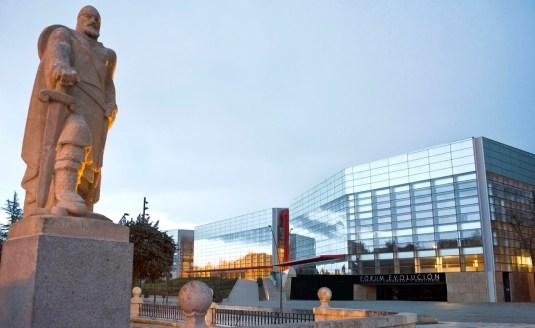SCB Spain Convention Bureau. Burgos. FORUM EVOLUCION Palacio de Congresos y Auditorio