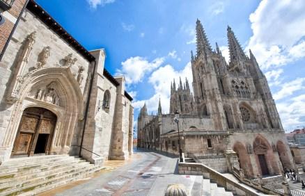 SCB Spain Convention Bureau. Burgos. San Nicolas Catedral