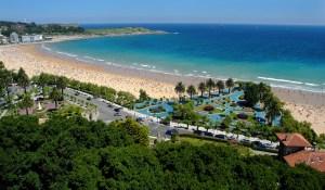 SCB Spain Convention Bureau. Santander. Jardines de Piquío y Playas del Sardinero