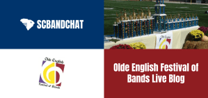 Live Blog: 2018 Olde English Festival of Bands