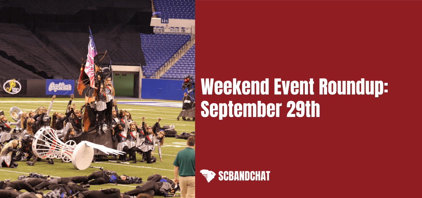 Weekend Event Roundup: September 29th