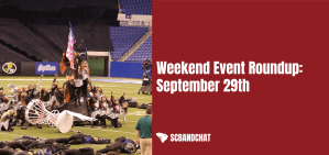 Read more about the article Weekend Event Roundup: September 29th