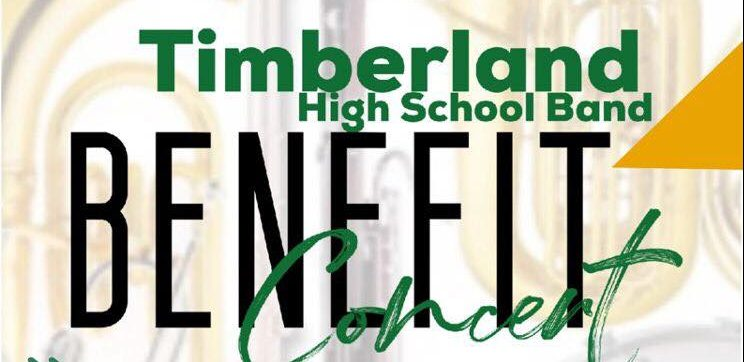 Timberland HS Band to hold Benefit Concert April 7