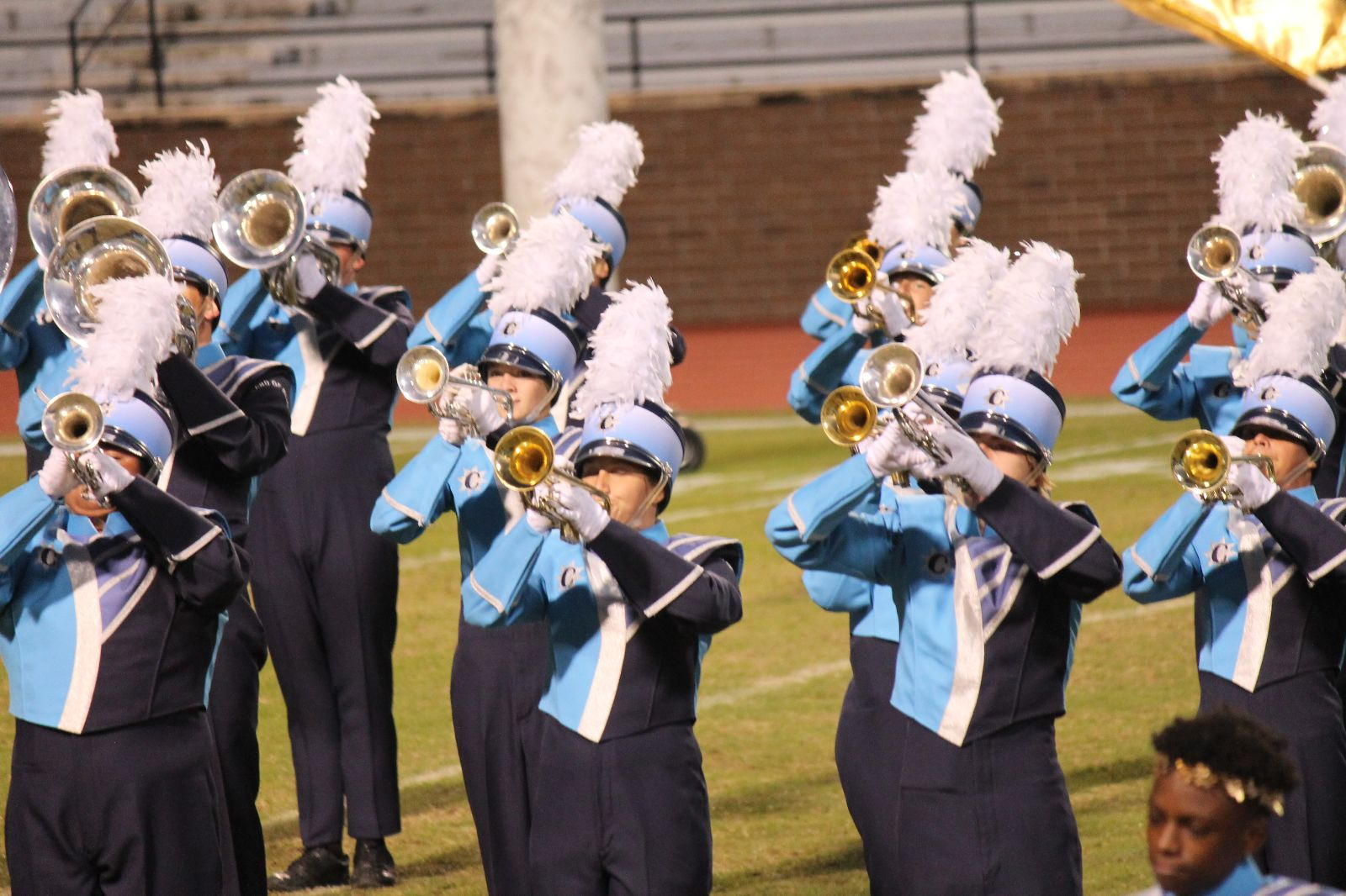 Colleton County Band of Blue to Perform on ABC's Good Morning America at the National Cherry Blossom Festival