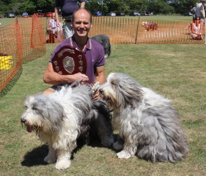 Mr Tubbs Trophy 2015 - Missie and Mabel
