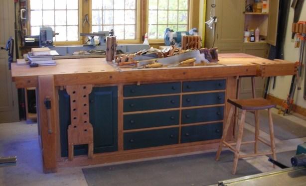 Diy Shaker Workbench Plans Pdf Download Free King Size Bed