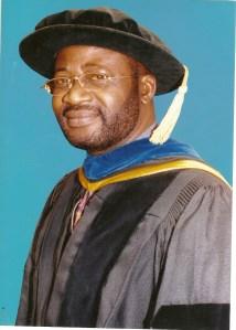 Prof. Okwuoma Abanobi, Member SCBS Board