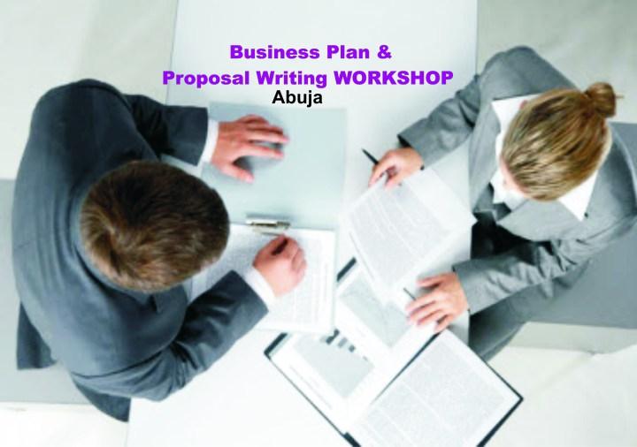Business Plan Workshop-july 2018
