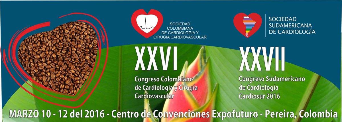 Congreso Colombiano de Cardiología y Cirugía Cardiovascular