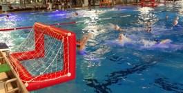 Chemnitzer U12 Wasserballer überzeugen in Nürnberg