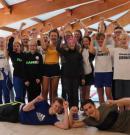 """24 Stunden Schwimmen im Limbomar – unsere """"Großen"""" haben den Staffeltitel verteidigt"""