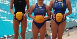 DSV – Sichtungslehrgang Wasserball der Jahrgänge 2008-09 im heimischen Sportforum