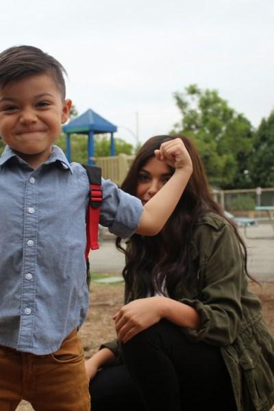 Motherhood: Challenges at School