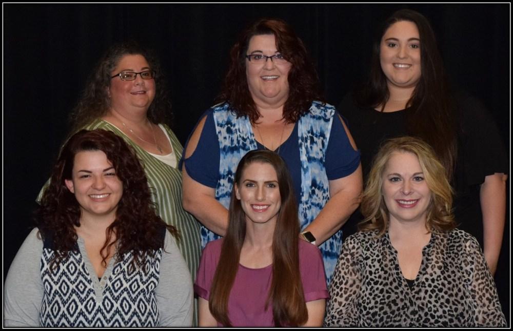 Cast Set For Sccc Production Of Steel Magnolias