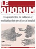 Quorum automne 2014
