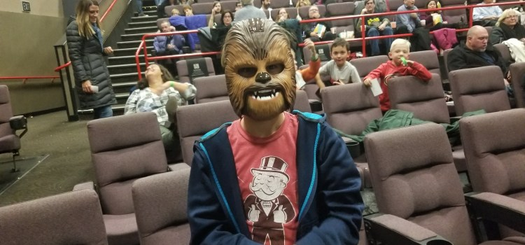 Star Wars: The Last Jedi Opening Night Event – A Huge Success for SCCDF
