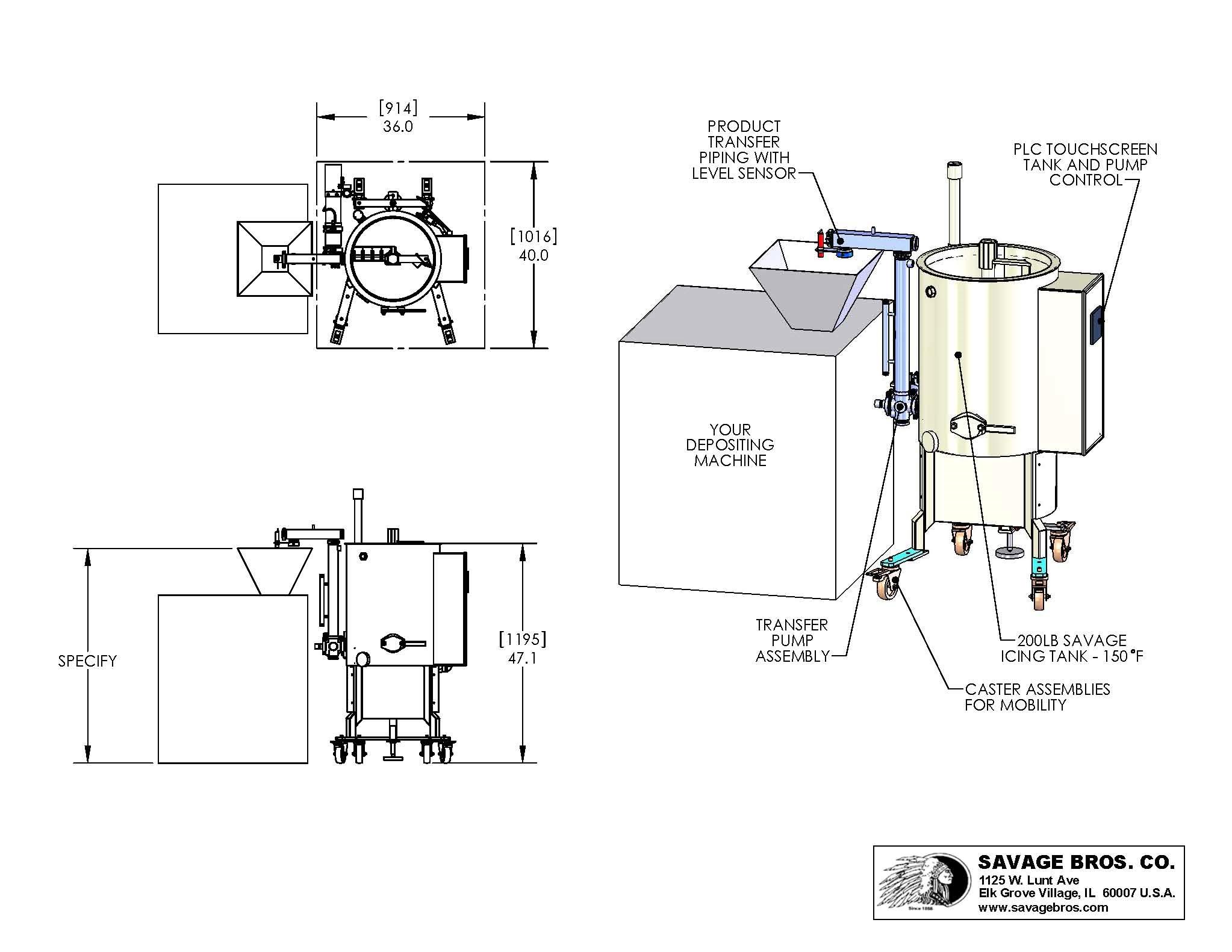 Gas Stove Table