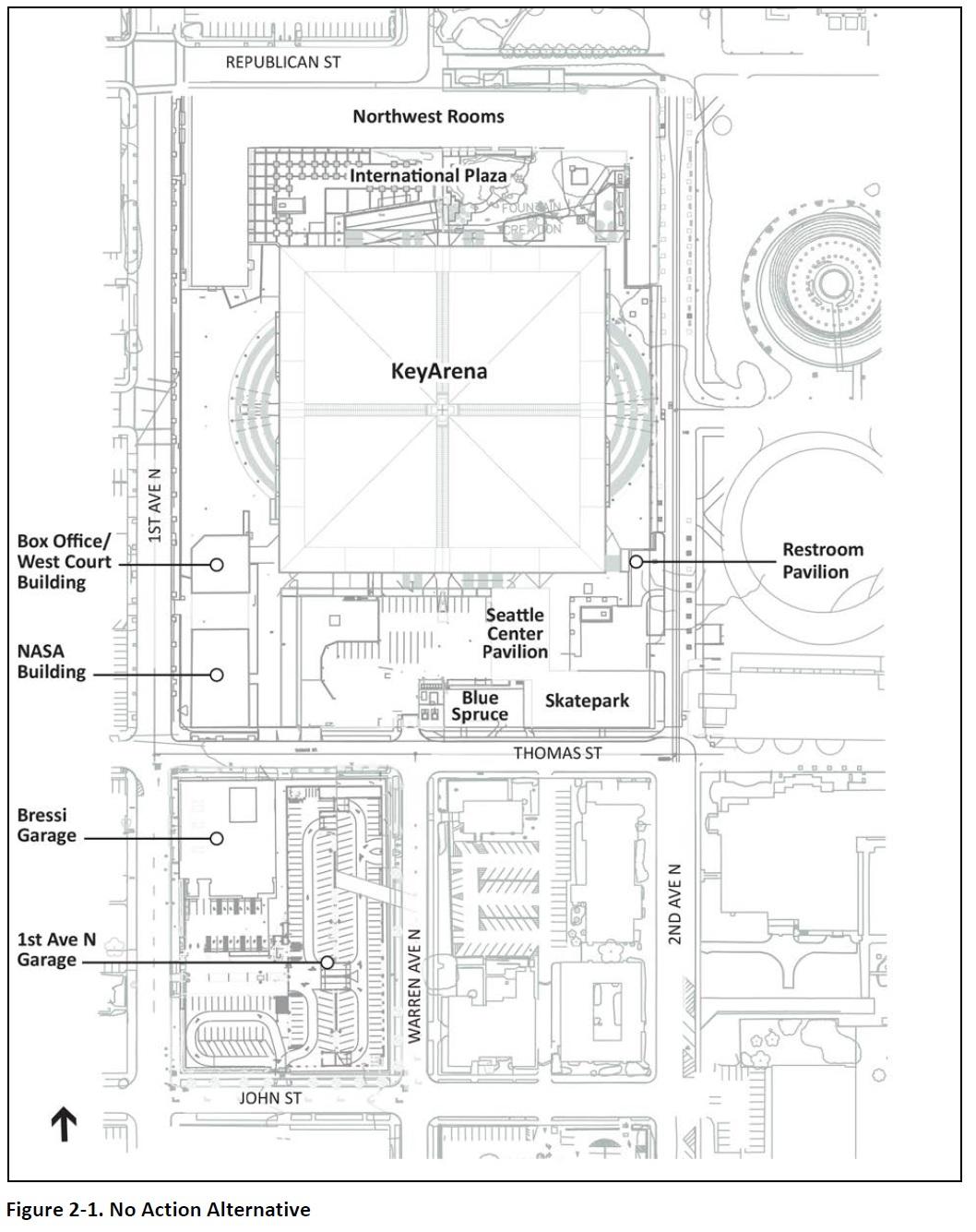 Understanding The Key Arena Renovation Draft Eis