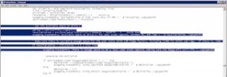 USMT Estimation Report