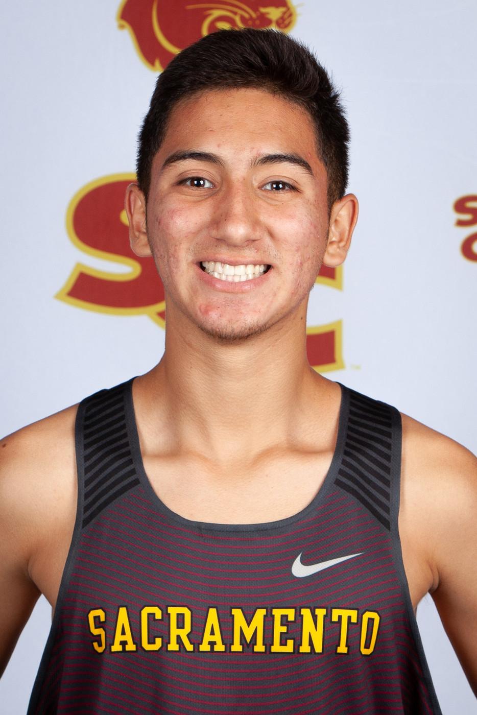 2019 Men's Cross Country Roster - Sacramento City College