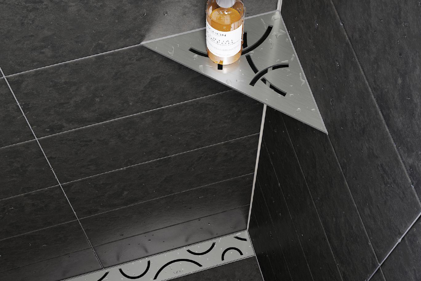 Schluter Shelf E Shelves Accessories Shower System