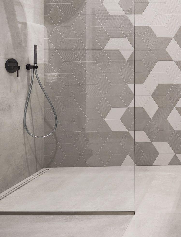 recessing the shower floor schluter com